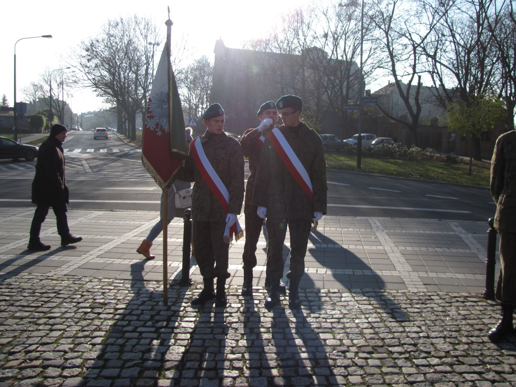XV Integracyjna Parada Młodzieży szkół o profilu wojskowym